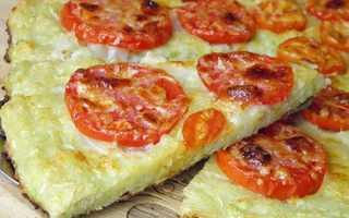 Кулинарная сказка «Пицца из кабачка»