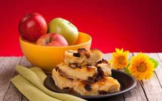 Хлебный пудинг: рецепт приготовления. Как приготовить пудинг диетический