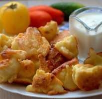 Цветная капуста в кляре на сковороде: 7 способов сделать вкусный кляр