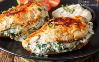 Фаршированная куриная грудка — мои излюбленные рецепты
