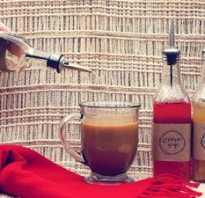 Виды сиропов для кофе