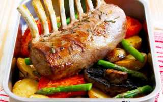 Приготовление корейки из свинины в домашних условиях