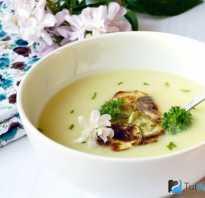Суп пюре из кабачков — 11 рецептов приготовления