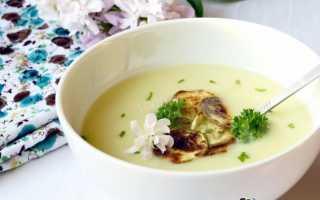 Суп из кабачков — 5 рецептов