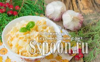 Салат «Ананас с сыром и чесноком». Салаты с ананасом: рецепты