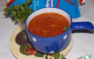 Как приготовить ароматный рыбный суп с рисом