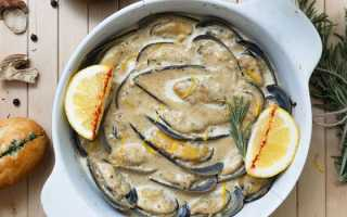 Мидии в сливочно-чесночном соусе – как готовить с пастой, рисом, помидорами или итальянскими травами
