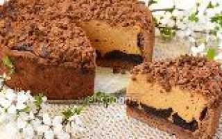 Популярные рецепты пирога с шоколадом