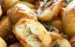 Картошка молодая в мультиварке редмонд