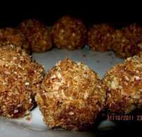 «Ежики» — вкусное и простое печенье