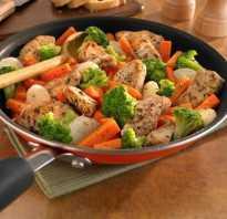 Интересные рецепты с курицей, с овощами