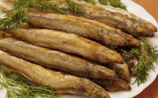Рецепт приготовления мойва в духовке пошагово с фото