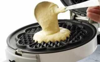 Хорошее тесто для вафель – залог успешной выпечки! Лучшие рецепты теста для вафель на масле, молоке, кефире, сметане, твороге, сгущенке
