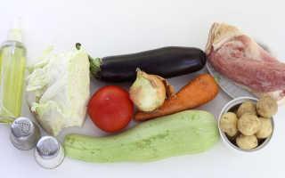 Рагу овощное с индейкой: рецепты приготовления