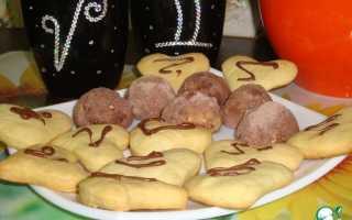 Печенье из желтков яиц: рецепт приготовления с фото