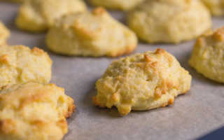Вкусное печенье из кукурузной муки. Рецепты приготовления
