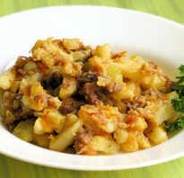 Тушеная картошка с тушенкой: 6 вкусных рецептов