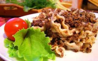Макароны по-флотски (пошаговый рецепт) – сытное блюдо. Пошаговый рецепт макарон по-флотски классического варианта и с томатной пастой