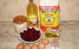 Дрожжевой пирог с вишней – сладкий соблазн! Рецептуры разных дрожжевых пирогов с вишней: открытых и закрытых