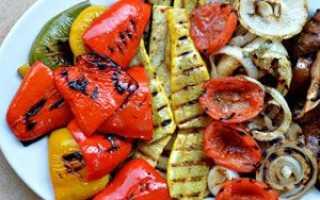 Овощной шашлык: 8 оригинальных рецептов