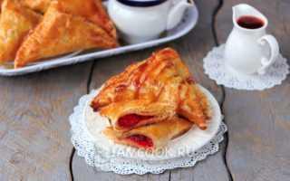 Пирожки с клубникой – летом нужно сделать! Рецепты пирожков с клубникой из дрожжевого, слоеного, кефирного, песочного теста