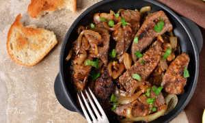 Сколько жарить свиную печень, чтобы она была мягкой и сочной? Как пожарить печень свиную вкусно
