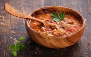 Суп харчо с говядиной — 6 рецептов приготовления харчо в домашних условиях