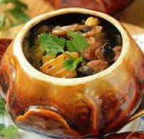 Свинина с картошкой в горшочках в духовке – 7 рецептов