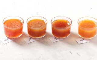 Мандариновый джем: рецепты приготовления