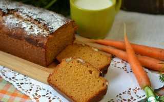 Как приготовить вкусный морковный кекс: пошаговый рецепт