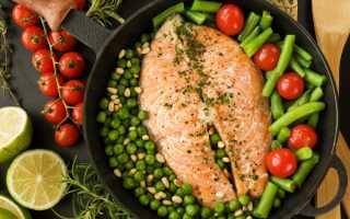 Топ-10 рецептов лосося-гриль