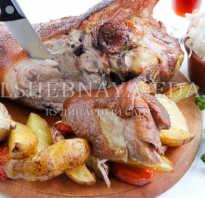 Знаменитое «Вепрево колено»: рецепты свиной рульки по-чешски