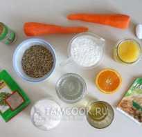 Рецепт постного морковного пирога: пошаговое руководство с фото