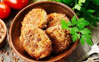 Котлеты из гречки – простые и вкусные рецепты с фото (пошагово)