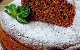 Шоколадный манник – 7 очень вкусных рецептов