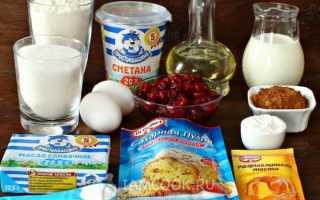 Торт «Шоколад на кипятке» рецепт в мультиварке и духовке