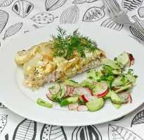 Рыба по-монастырски: разные способы приготовления