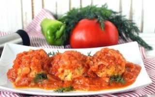 Как готовить куриные котлеты в соусе в духовке – пошаговый рецепт