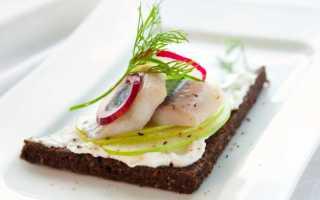 Бутерброды с селедкой – самые вкусные рецепты приготовления