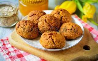 Овсяное печенье: 3 рецепта на каждый день