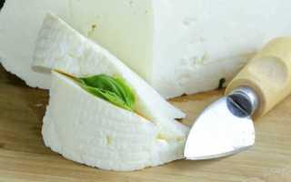 Сыр адыгейский в домашних условиях — 5 рецептов приготовления