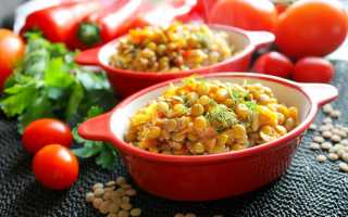 Как приготовить чечевицу на гарнир: самые вкусные рецепты