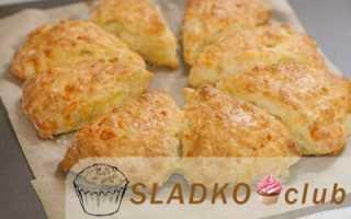 Английские булочки-сконы: рецепт
