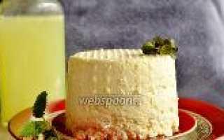 Крем-сыр в домашних условиях