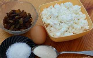 Сырники из творога с изюмом – полезный завтрак. Нужна ли мука для приготовления сырников из творога с изюмом?