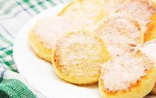 Рецепт вкусных сырников из творога в духовке. Как приготовить пышные сырники из творога в духовке?