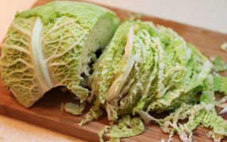 Савойская капуста – рецепты приготовления салатов
