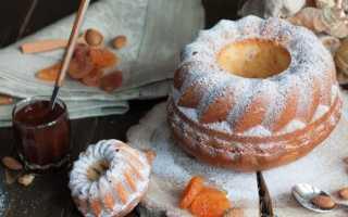 Пошаговый рецепт медового кекса с фото
