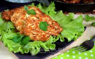 Капустные оладьи: рецепт из цветной капусты, с сыром, в духовке