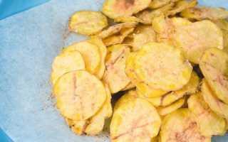 Домашние чипсы в духовке. Рецепт чипсов в домашних условиях